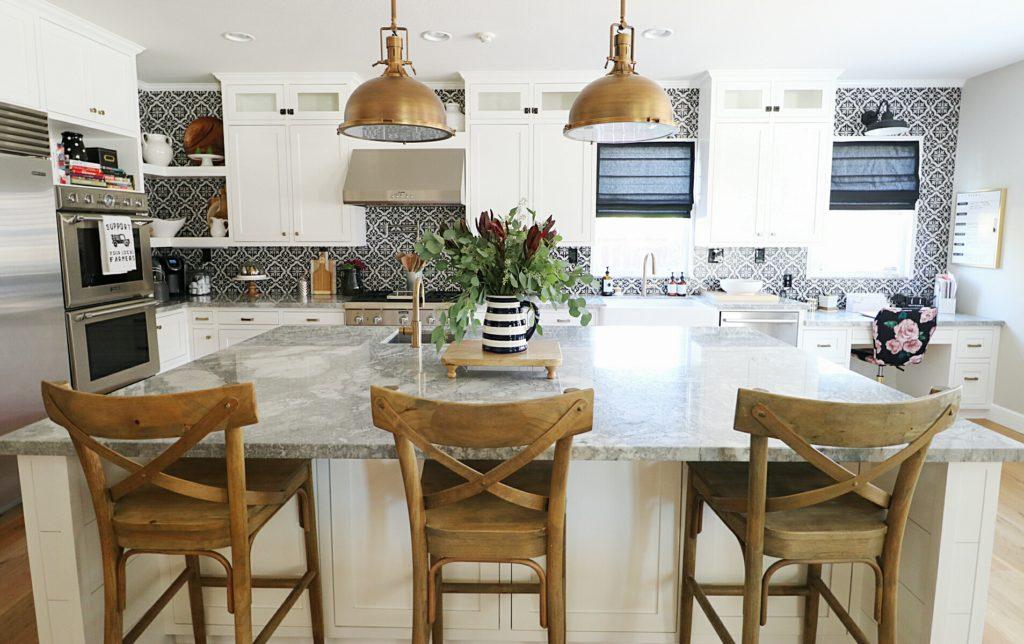 Kitchen Backsplash Installation With Floor & Decor - House ...