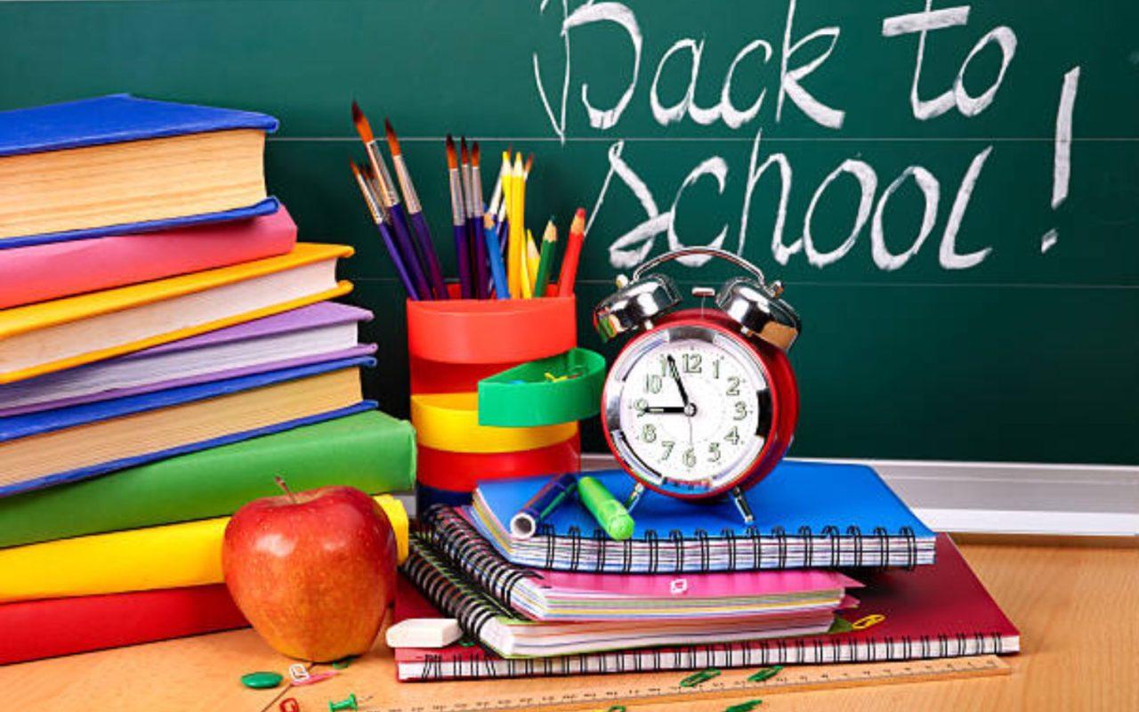Back To School Stress Free Organization Tips
