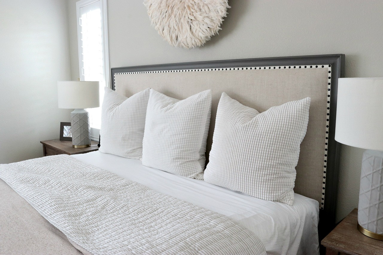 How I Make My Beds House Becomes Home Interiors