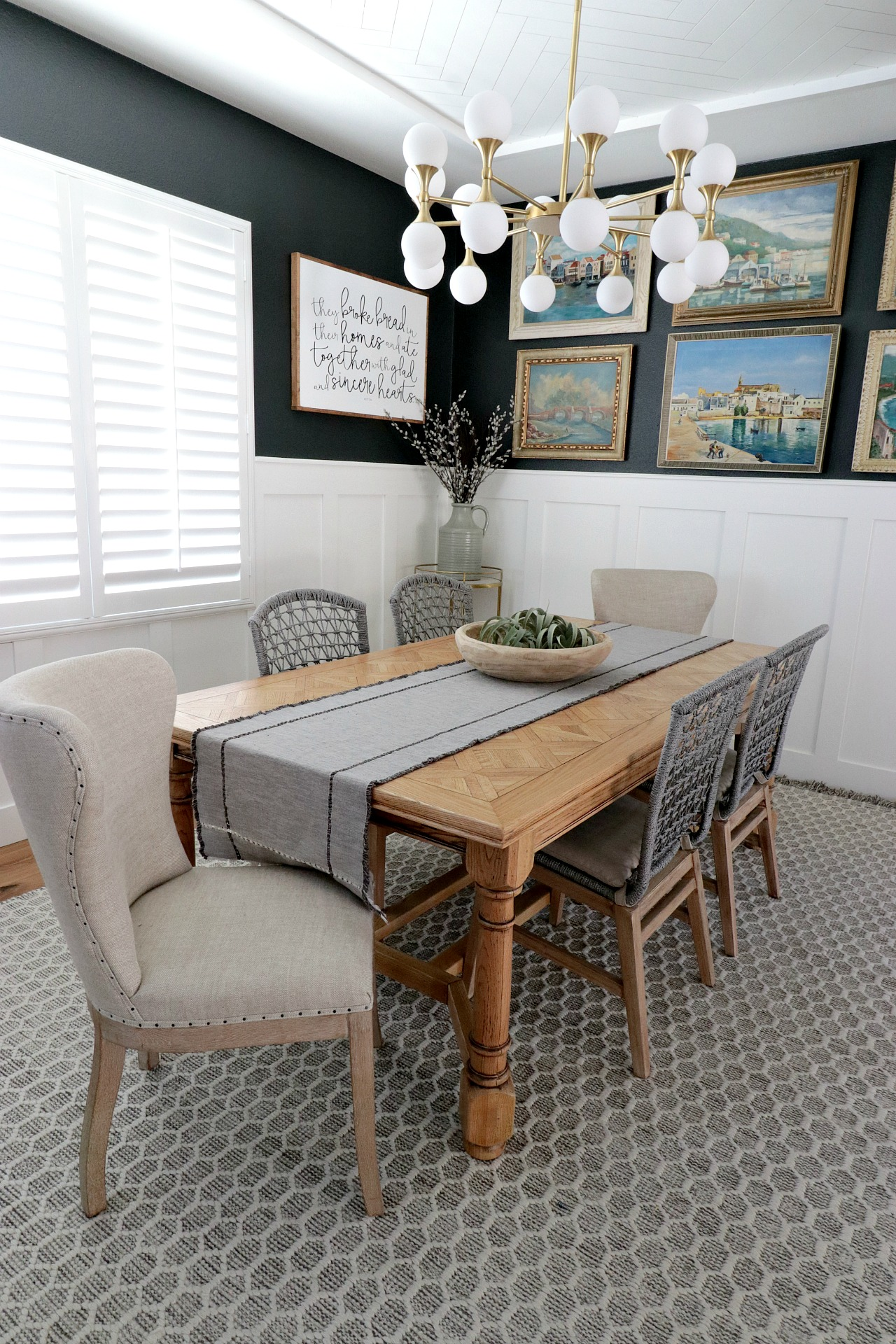 When I Discovered Those Gorgeous Lace Dining Chairs Were From Essentials For Living Immediately Got Onto Their Website