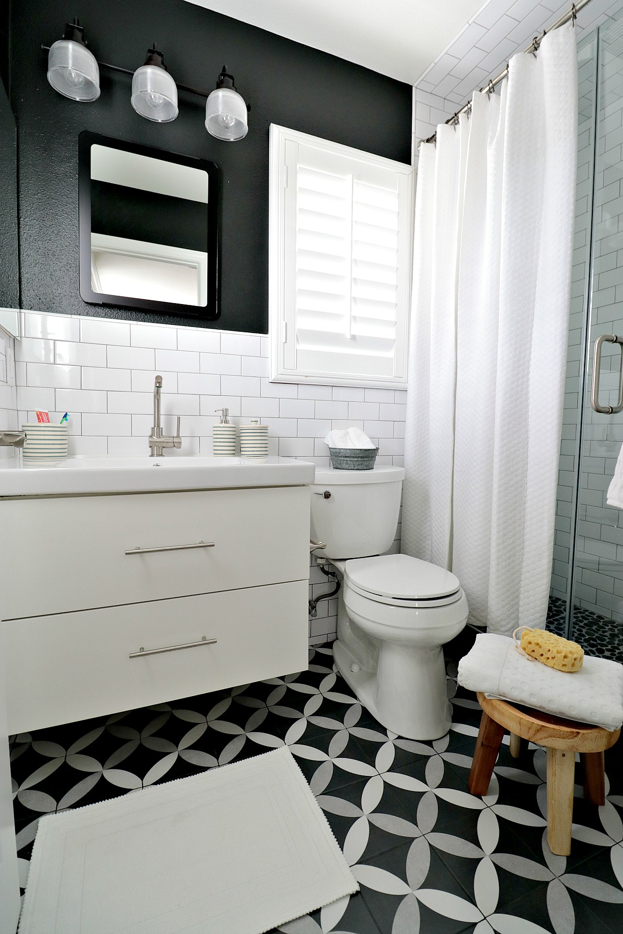 Five Easy Ways To Refresh Your Bathroom House Becomes Home Interiors