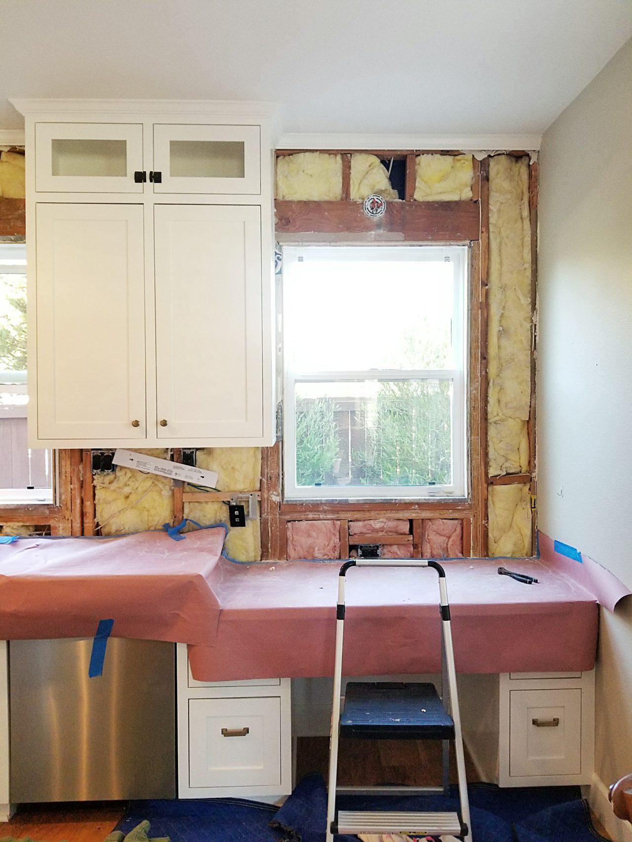 Kitchen Backsplash Installation With Floor & Decor - House